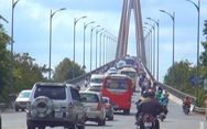 Áp lực xe cộ trên quốc lộ 1 và các cầu ở miền Tây sẽ tăng 5 lần