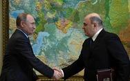 Người được đề cử làm Thủ tướng Nga là cục trưởng cục thuế