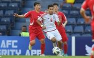 U23 Jordan và U23 UAE khó 'bắt tay' nhau