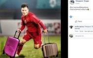 Cổ động viên Thái Lan 'hả hê' vì U23 Việt Nam bị loại