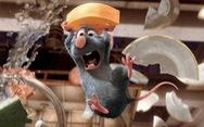 Chuột - từ tranh đến phim
