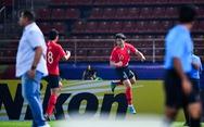 Thắng kịch tính Jordan, U23 Hàn Quốc giành vé vào bán kết U23 châu Á
