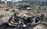 Iran xác nhận máy bay Ukraine trúng hai tên lửa Tor