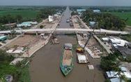 Cho phép vận hành tạm công trình phòng, chống hạn mặn để cứu hơn 100.000 ha lúa