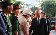 Thủ tướng xông đất chúc tết nhân dân Đà Nẵng