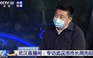 Thị trưởng Vũ Hán nhận trách nhiệm, nói sẵn sàng từ chức nếu người dân yêu cầu