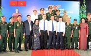 TP.HCM họp mặt truyền thống cách mạng Sài Gòn - Chợ Lớn - Gia Định