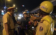 3 ngày áp dụng luật mới, 70 người 'uống rượu bia vẫn lái xe' ở TP.HCM bị phạt