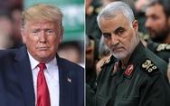 Ông Trump: 'Tướng Soleimani lẽ ra bị tiêu diệt từ nhiều năm trước'