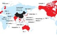Các nước cách ly công dân từ Vũ Hán