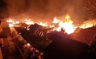 Vụ cháy nhà xưởng ở Củ Chi: Do công nhân hút thuốc bất cẩn
