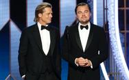 Brad Pitt và Leonardo khiến fan 'phát cuồng' tại Quả cầu vàng 2020