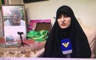 Con gái tướng Soleimani chê ông Trump 'đánh lén', đe dọa báo thù