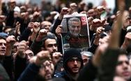Người dự lễ tang tướng Soleimani kêu gọi lấy đầu ông Trump giá 80 triệu USD