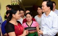 Bộ trưởng Phùng Xuân Nhạ: Sẽ đẩy mạnh tự chủ đại học