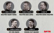 MobiFone kháng cáo, đề nghị giảm án cho phó tổng giám đốc Nguyễn Đăng Nguyên