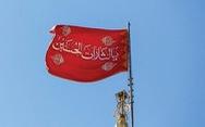 Sự thật về cờ đỏ máu 'lần đầu treo' trên thánh đường ở Iran