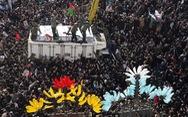 Người Iran thức trắng đêm khóc thương tướng Soleimani