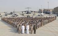 Mỹ đang có bao nhiêu quân tại hàng loạt nước Trung Đông?