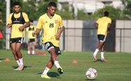 U23 UAE nhận 'hung tin' trước trận gặp Việt Nam