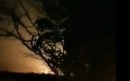 Video đầu tiên vụ rơi máy bay Ukraine chở 180 người ở Iran