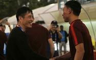 Chủ tịch bóng đá Trung Quốc ra sân động viên tuyển thủ trước ngày ra quân