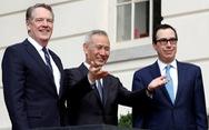 Ông Lưu Hạc đến Mỹ ký thỏa thuận thương mại giai đoạn 1 tuần sau