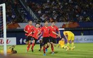 Lee Dong Jun ghi bàn phút 90+3 giúp U23 Hàn Quốc 'hạ gục' Trung Quốc