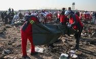 Vụ máy bay Ukraine rơi ở Iran: Không có dấu hiệu bị bắn rớt