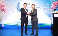 Eximbank nhận giải thưởng 'Ngân hàng dẫn đầu tăng trưởng doanh số chấp nhận thanh toán qua thẻ'