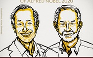 Nobel Kinh tế về tay 2 nhà kinh tế nghiên cứu lý thuyết đấu giá