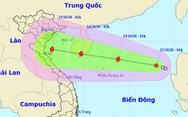 Áp thấp nhiệt đới hướng vào miền Trung, khả năng mạnh lên thành bão