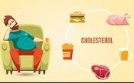 Báo động tình trạng thừa cholesterol đang 'gây hại' sức khỏe