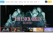 BlackPink tung 'The Album' và 'Lovesick Girls' trên NhacCuaTui