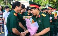 Bệnh viện Quân y 175 cử 6 y bác sĩ nhận nhiệm vụ tại huyện đảo Trường Sa