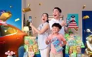 Oishi và Mega1 triển khai chương trình khuyến mãi trúng quà khủng mỗi ngày