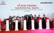 Tưng bừng khai trương Đại lý Honda Ôtô Bình Phước - Đồng Phú