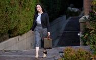 Tòa Canada xử kết quả có lợi cho 'công chúa' Huawei Mạnh Vãn Chu