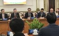 TP.HCM chào đón châu Âu đầu tư vào thành phố Thủ Đức