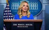 Thư ký báo chí Nhà Trắng thông báo mắc COVID-19