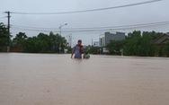Miền Trung mưa lũ phức tạp, nguy cơ cao lũ quét, sạt lở đất vùng núi