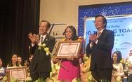 50 nhà giáo đạt giải thưởng Võ Trường Toản lần thứ 23