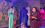 Bảo tàng Áo dài tiếp nhận áo dài các nhà giáo, nghệ nhân