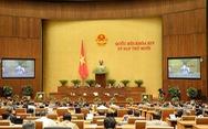 Quốc hội yêu cầu xây dựng cơ sở dữ liệu quốc gia về thủy điện