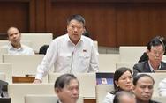 Thiếu tướng Sùng Thìn Cò: 'Xin lỗi bộ trưởng, lực lượng công an quá đông'