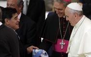 Giáo hoàng Francis 'tưởng nhớ Maradona trong lời cầu nguyện'