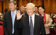 Tổng bí thư, Chủ tịch nước Nguyễn Phú Trọng dự hội nghị về công tác kiểm tra, giám sát