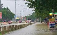 Nhiều vùng ngập lụt, Khánh Hòa cho học sinh nghỉ học