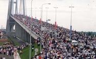 20 năm cầu Mỹ Thuận - Những chuyện chưa kể - Kỳ 1: Một thời cách trở dòng sông
