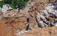 Quân đội băng rừng tìm người mất tích